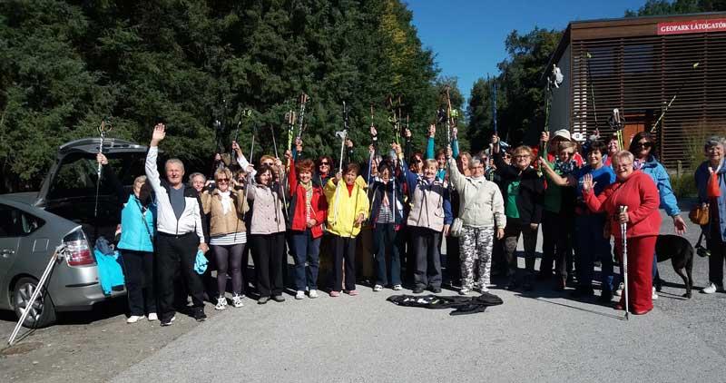 Nordic walking Klub főleg Szenioroknak @ Salgótarjánban | Salgótarján | Magyarország